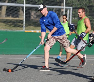 Sober Sports Street Hockey